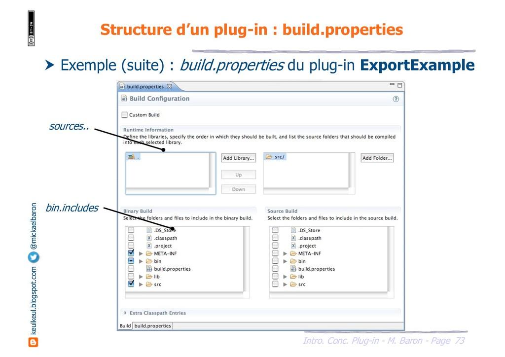 73 Intro. Conc. Plug-in - M. Baron - Page keulk...