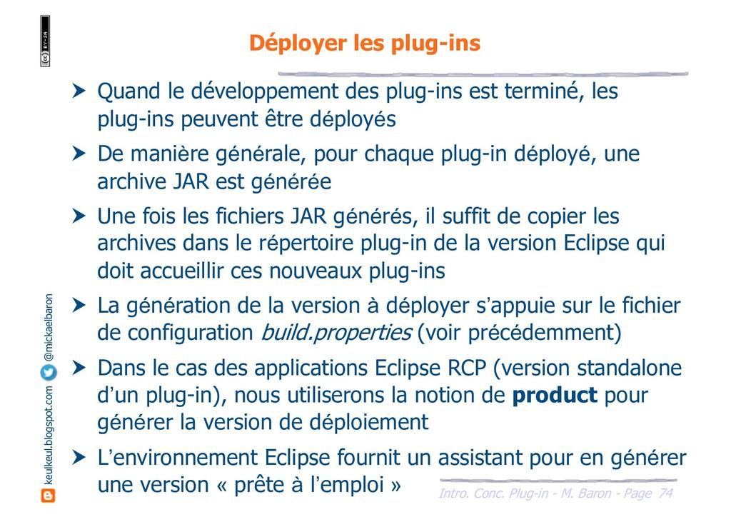 74 Intro. Conc. Plug-in - M. Baron - Page keulk...