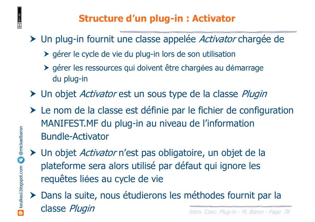 78 Intro. Conc. Plug-in - M. Baron - Page keulk...