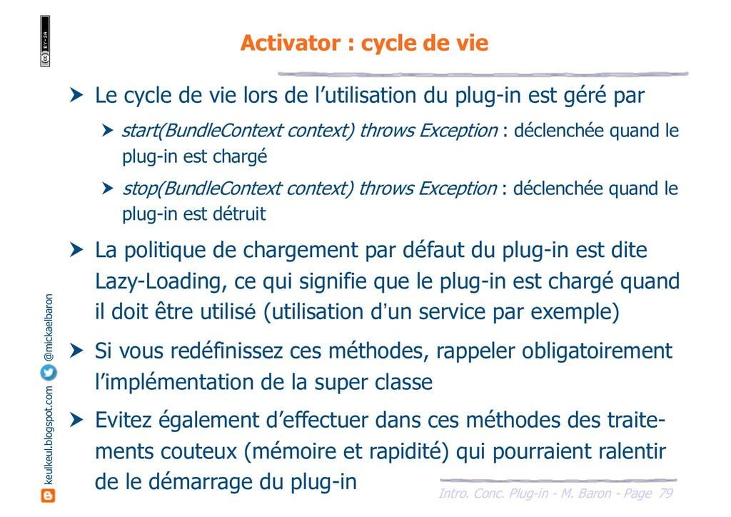 79 Intro. Conc. Plug-in - M. Baron - Page keulk...