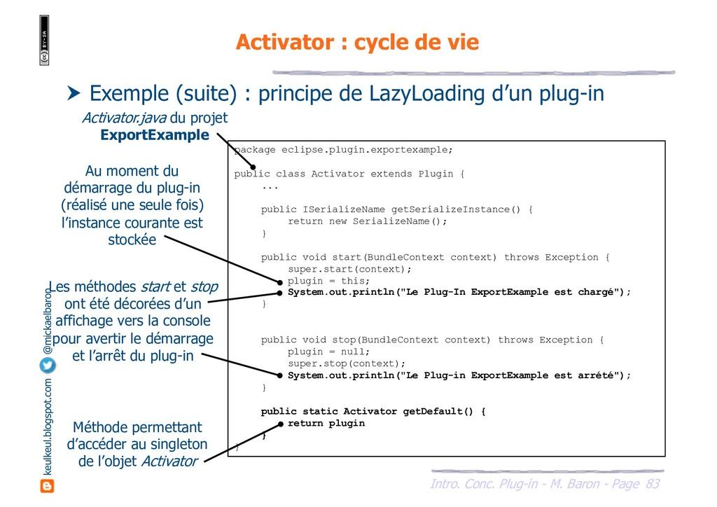 83 Intro. Conc. Plug-in - M. Baron - Page keulk...