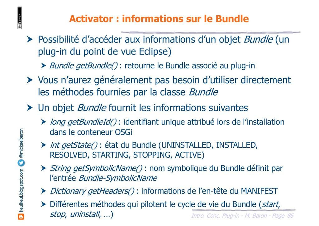 86 Intro. Conc. Plug-in - M. Baron - Page keulk...