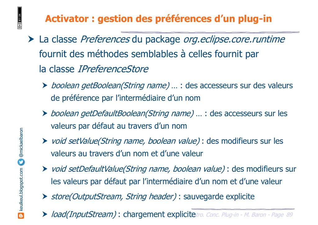 89 Intro. Conc. Plug-in - M. Baron - Page keulk...