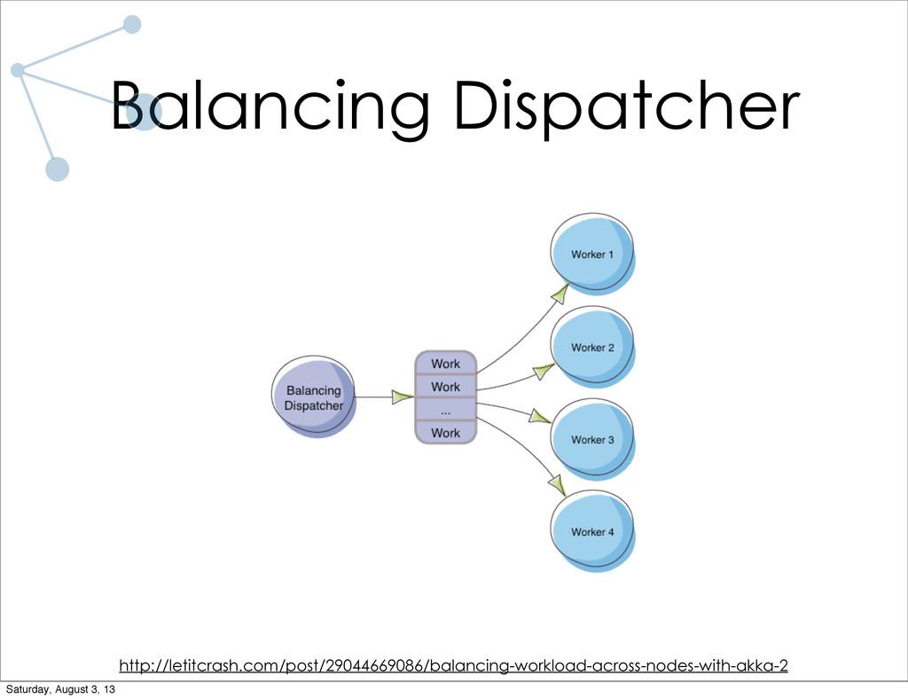 Balancing Dispatcher http://letitcrash.com/post...