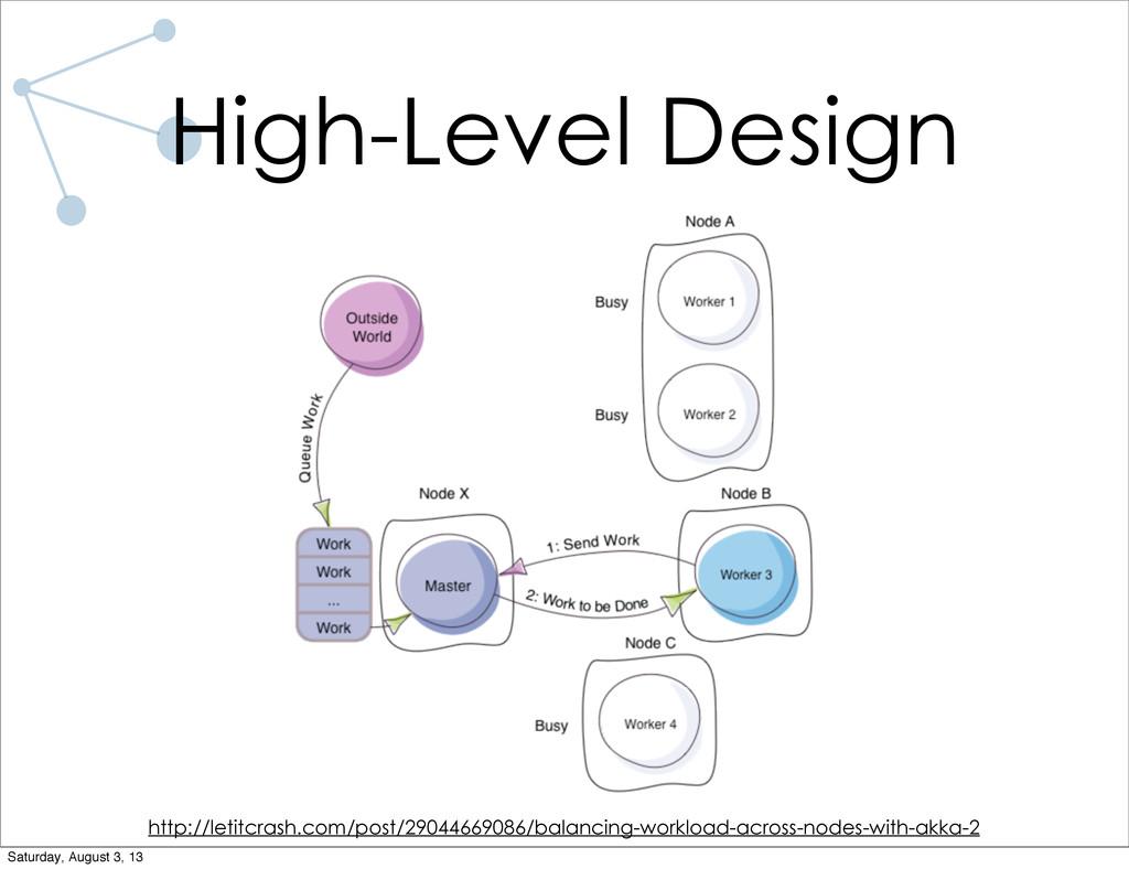 High-Level Design http://letitcrash.com/post/29...