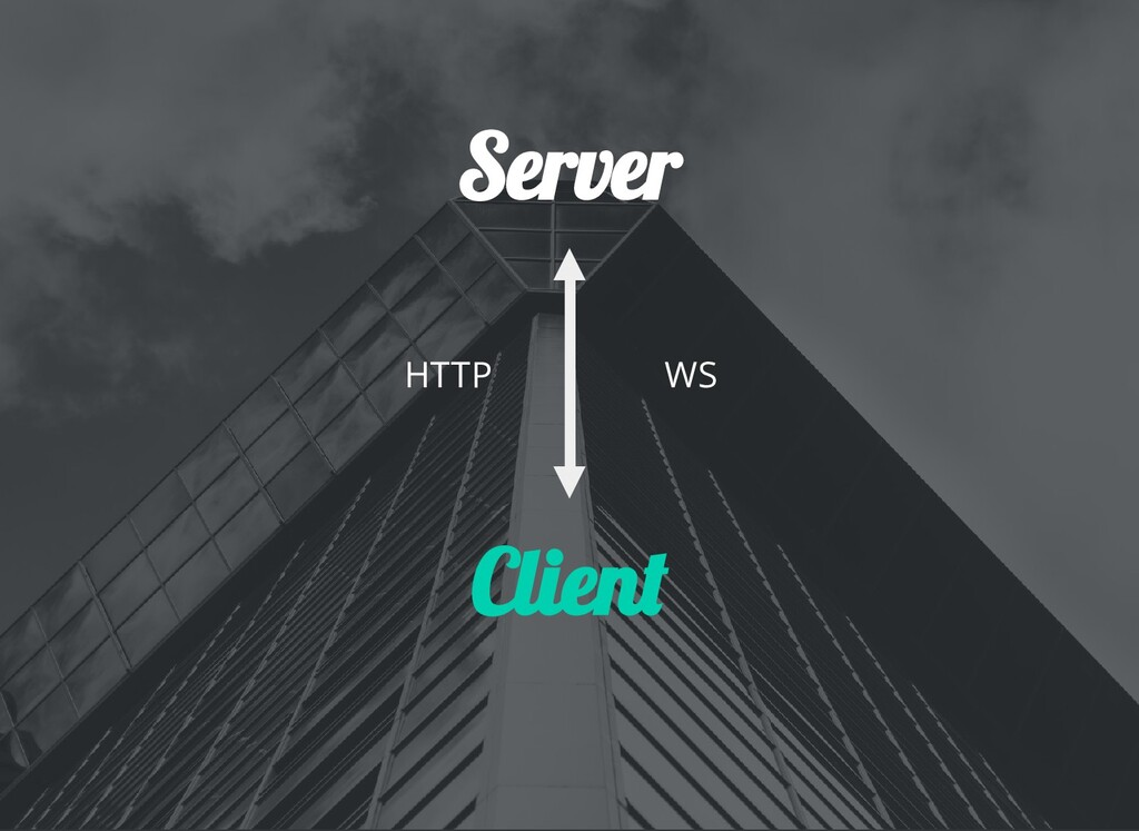 Server Clien HTTP WS