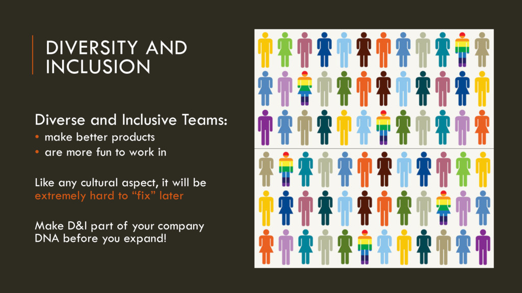 DIVERSITY AND INCLUSION Diverse and Inclusive T...