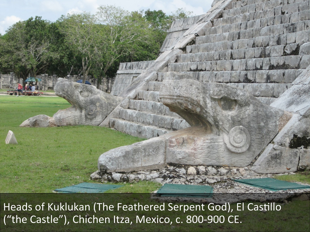 Heads of Kuklukan (The Feathered ...