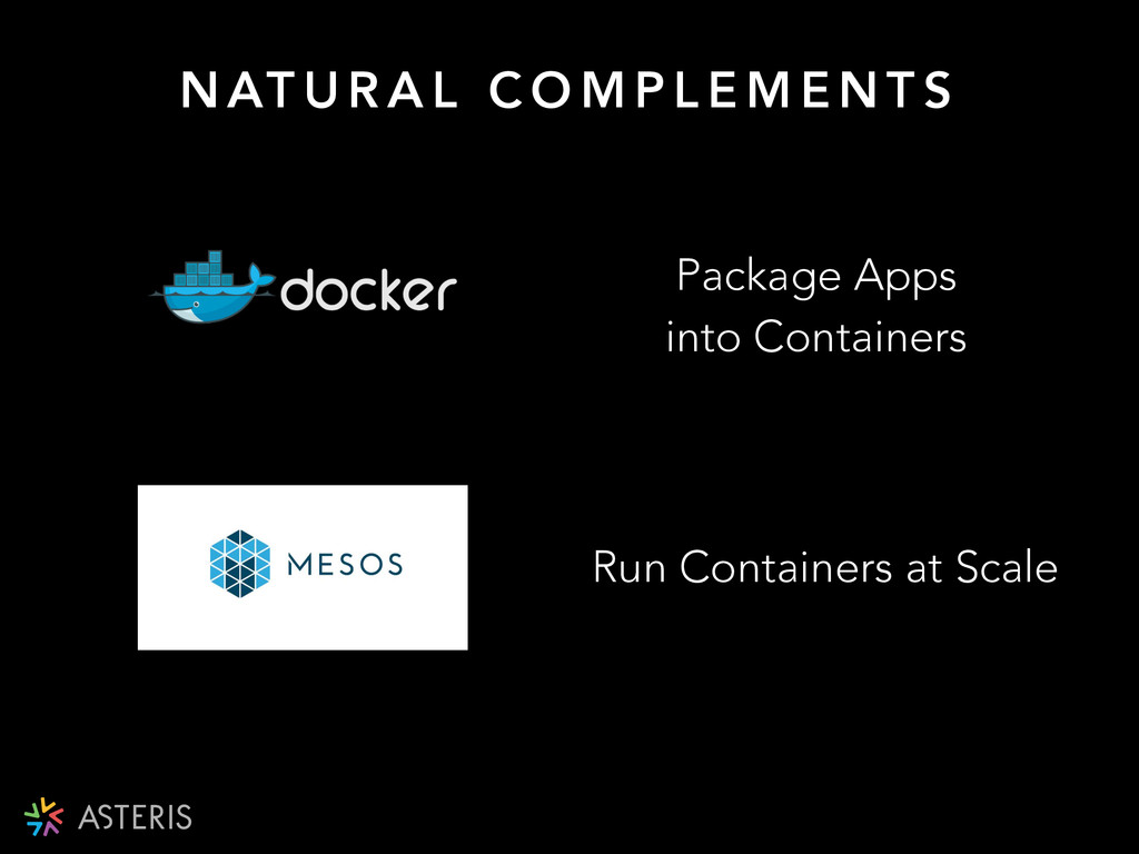 Package Apps into Containers Run Containers at ...