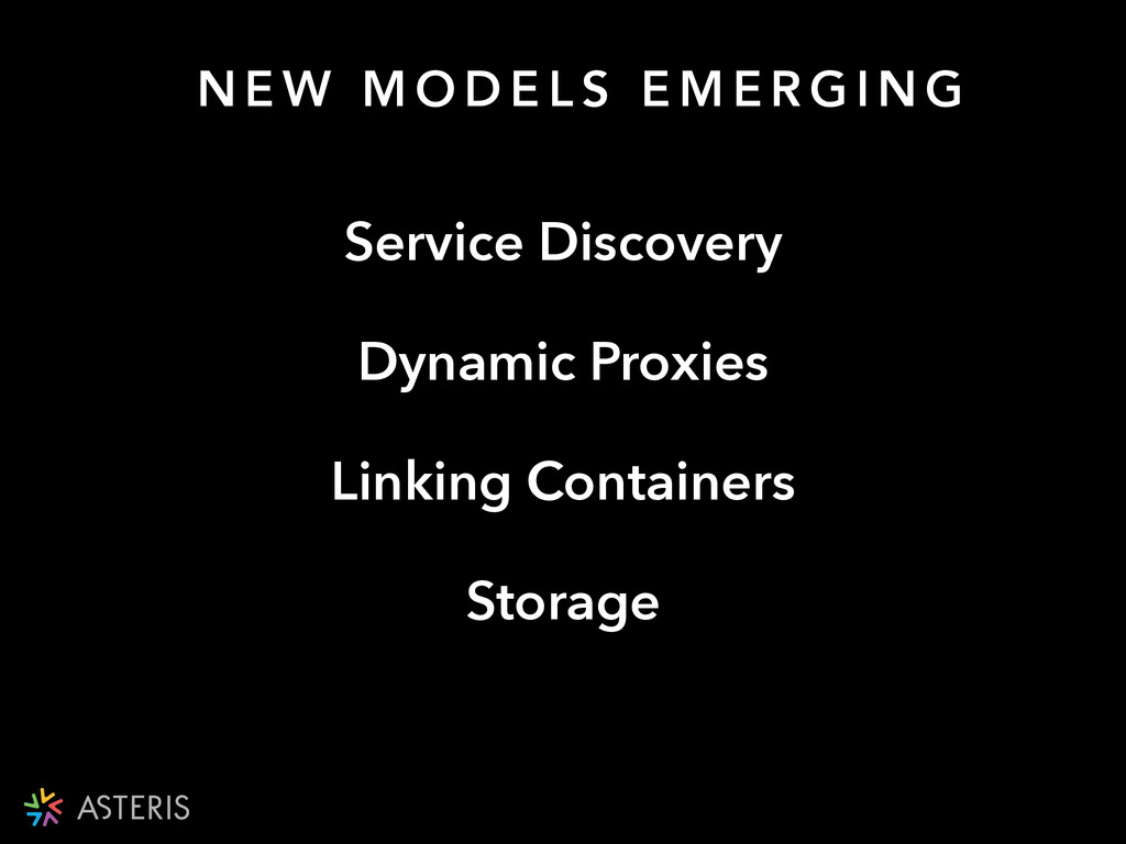 Service Discovery Dynamic Proxies Linking Conta...