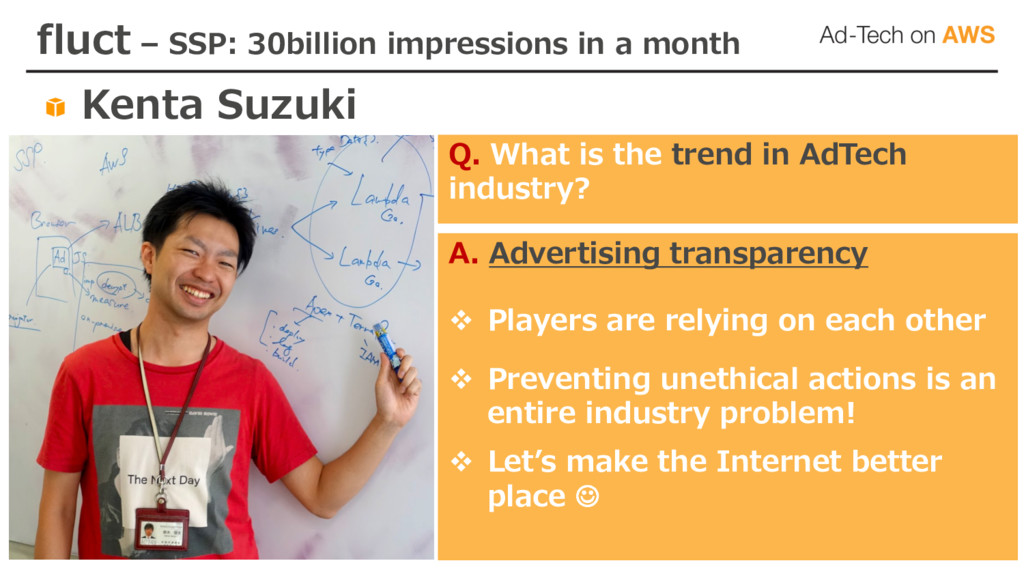 fluct – SSP: 30billion impressions in a month K...