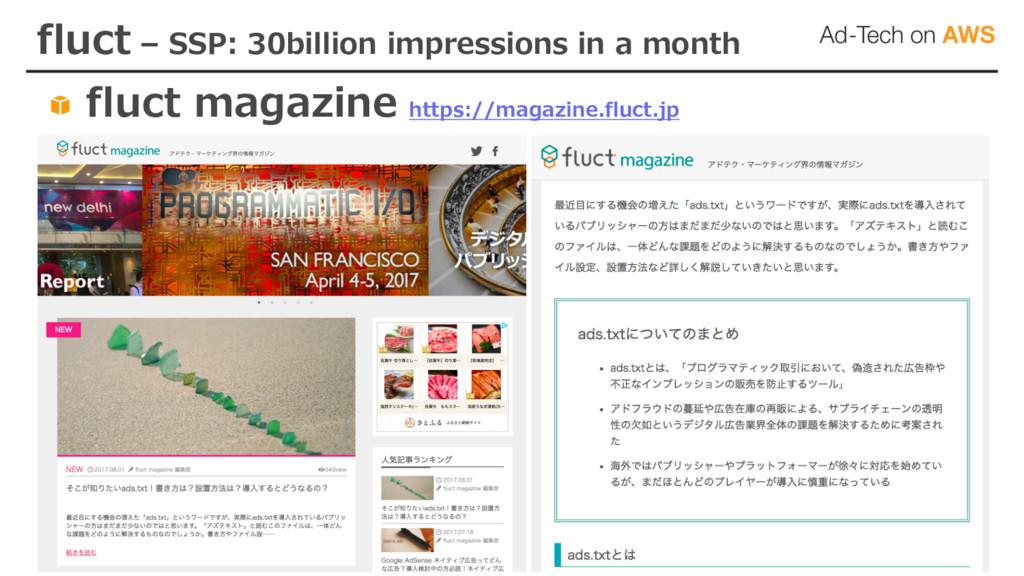 fluct magazine https://magazine.fluct.jp fluct ...