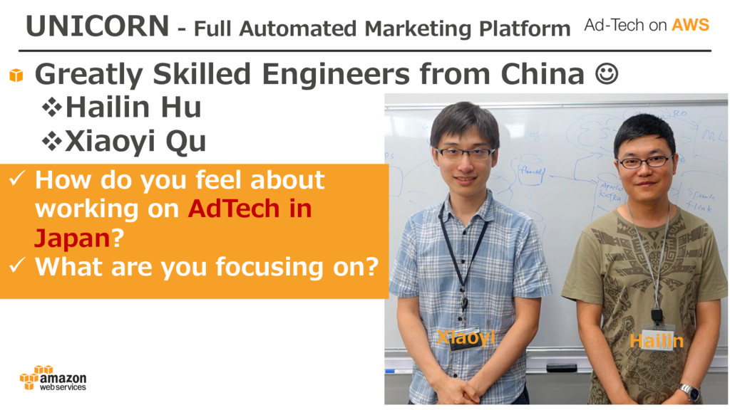 Greatly Skilled Engineers from China J vHailin ...