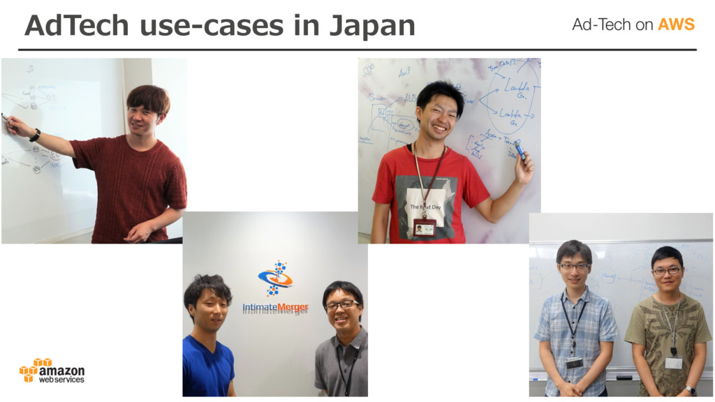 AdTech use-cases in Japan