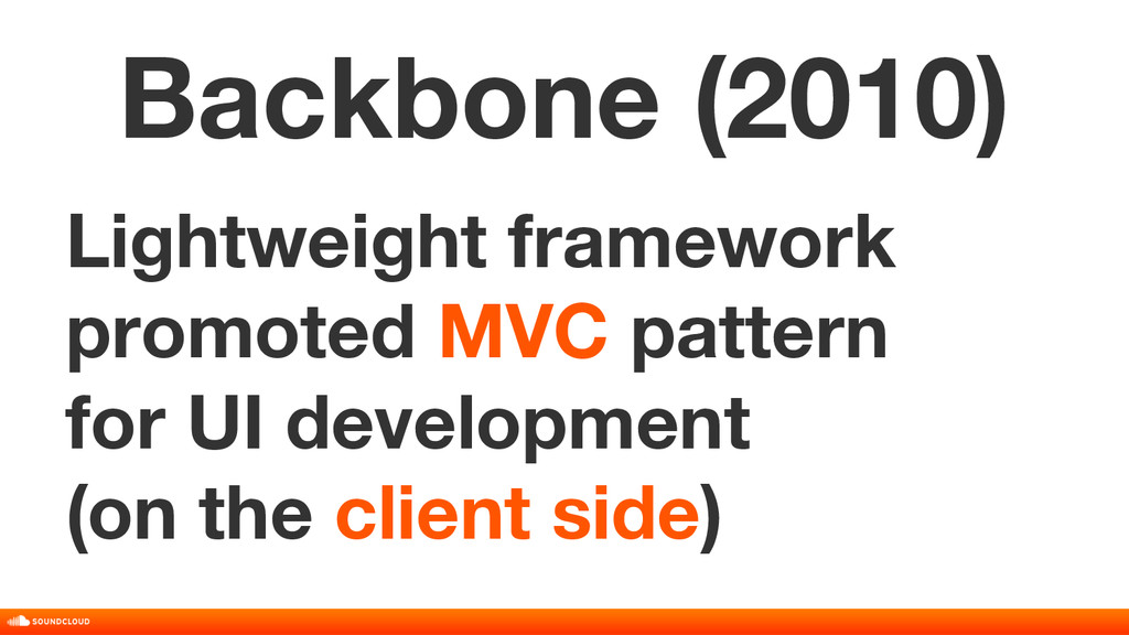 Lightweight framework promoted MVC pattern for ...