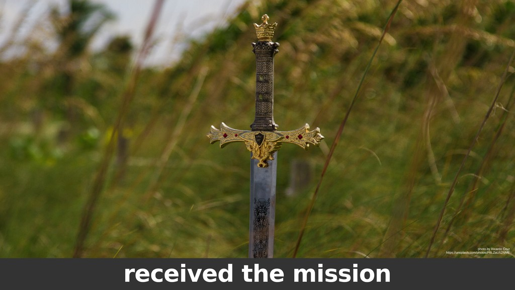 received the mission photo by Ricardo Cruz http...