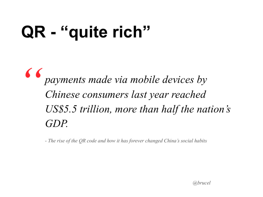 @brucel payments made via mobile devices by Chi...