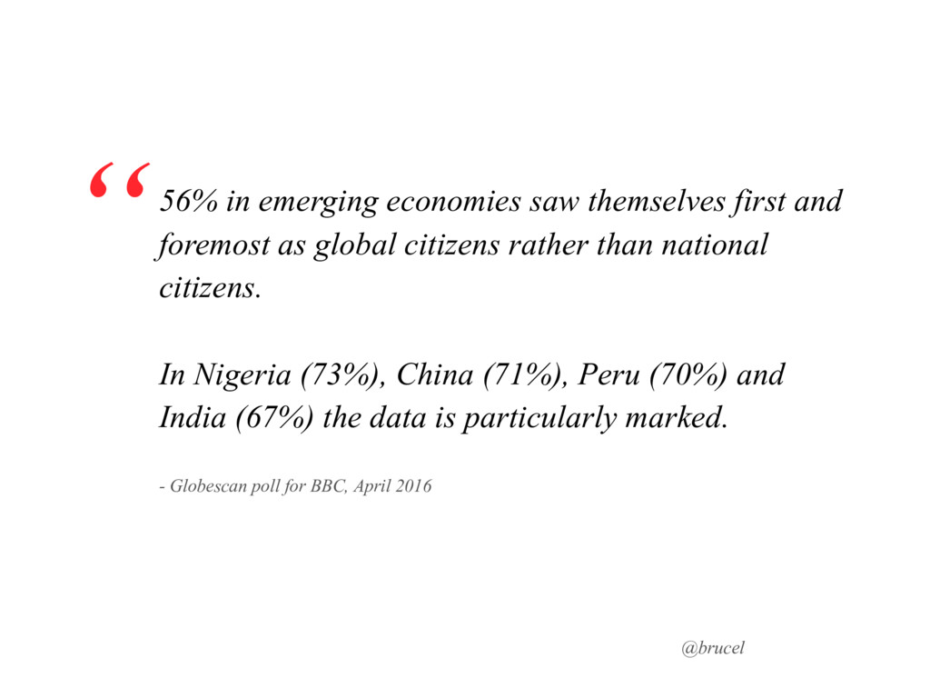 @brucel 56% in emerging economies saw themselve...