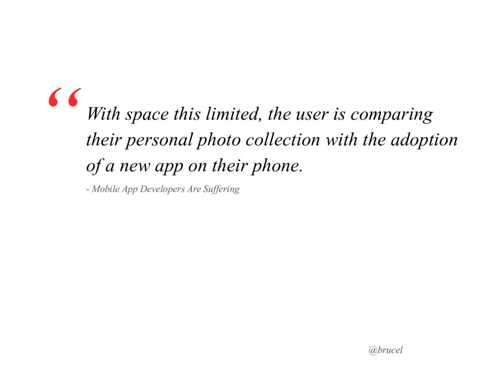 @brucel   With space this limited, the user i...