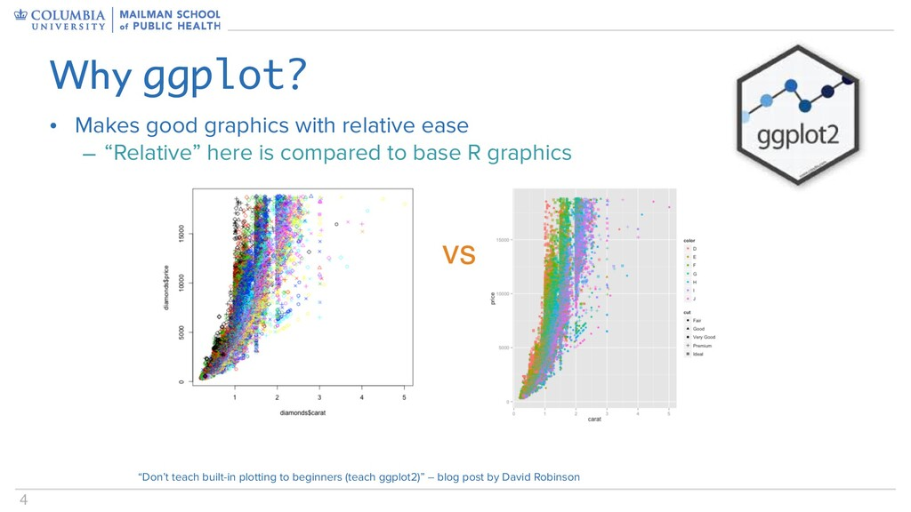"""4 • Makes good graphics with relative ease – """"R..."""