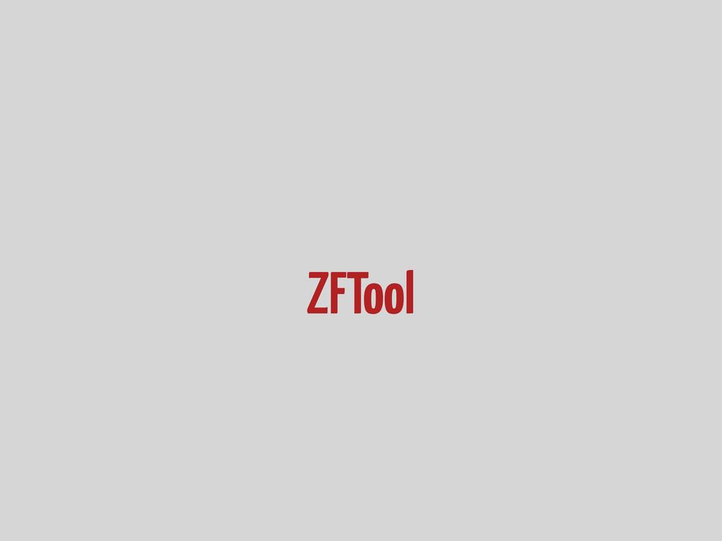 ZFTool