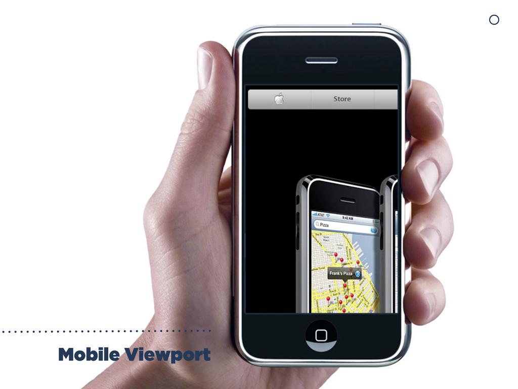 Mobile Viewport