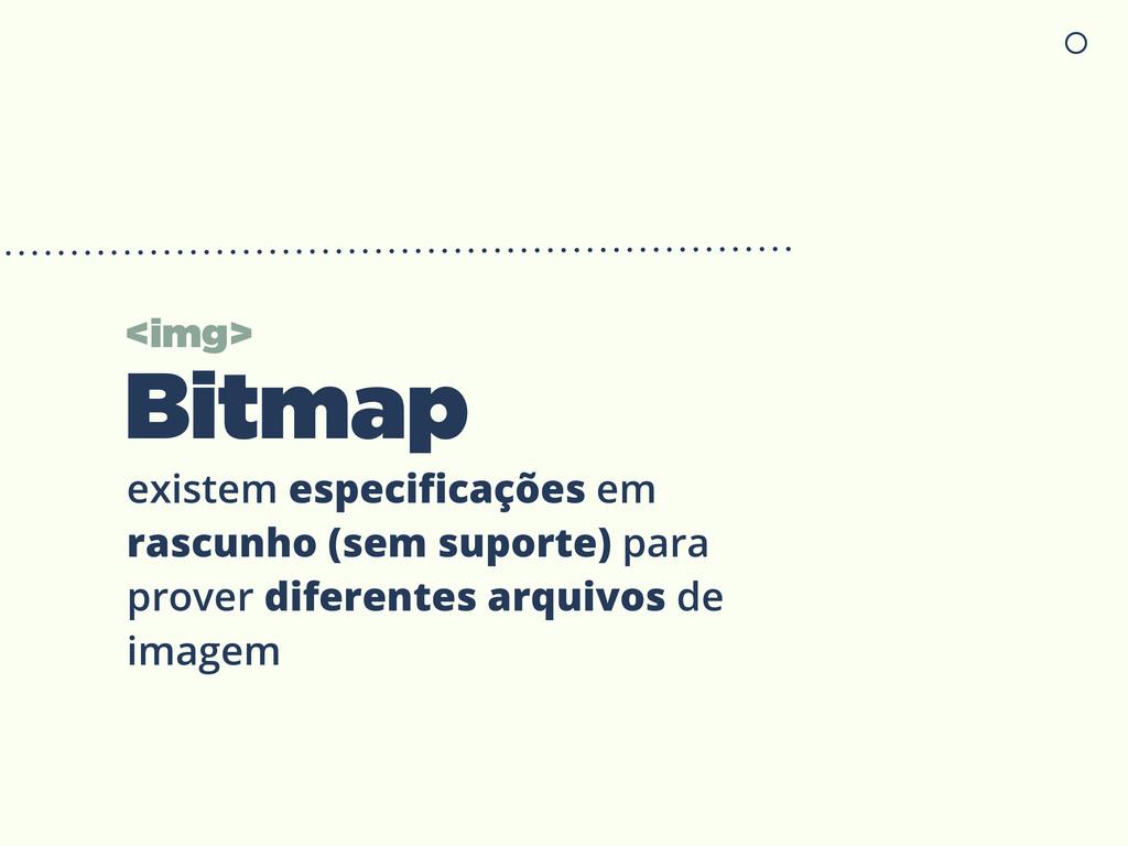 <img> Bitmap existem especificações em rascunho ...