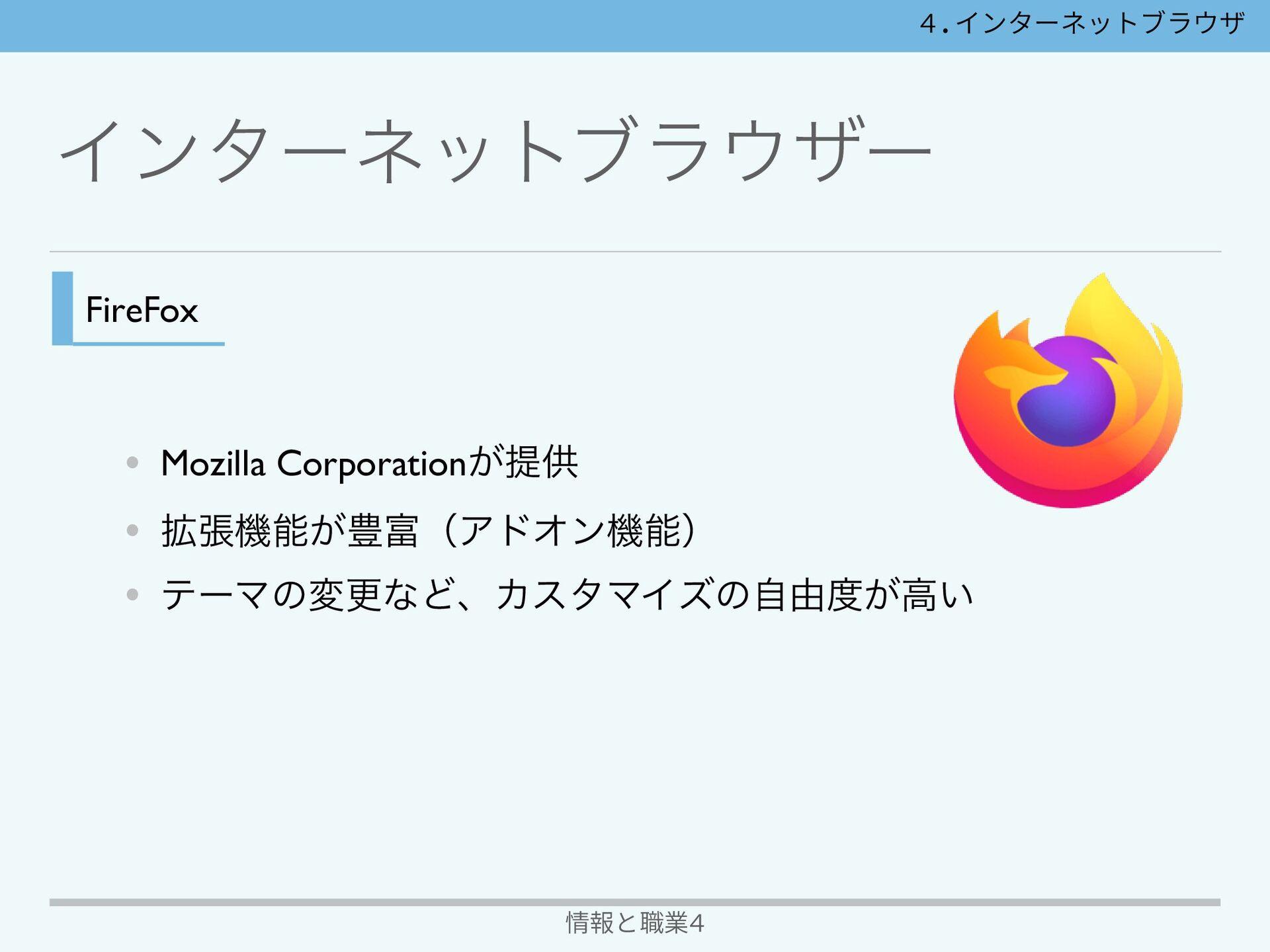 Πϯλʔωοτϒϥβʔ 情報と職業4 Safari • Apple͕ఏڙ • macOSɺi...