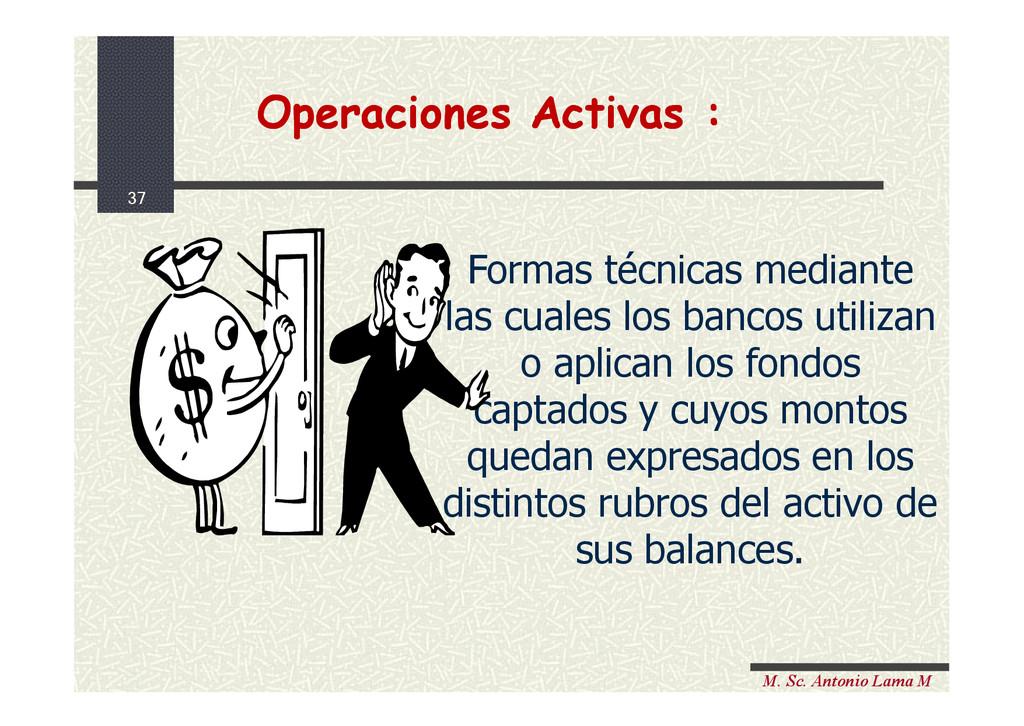 37 M. Sc. Antonio Lama M Formas técnicas median...