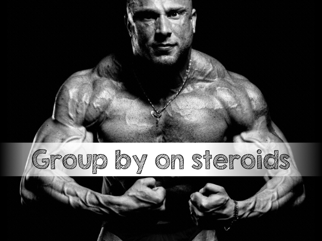 Group by on steroids