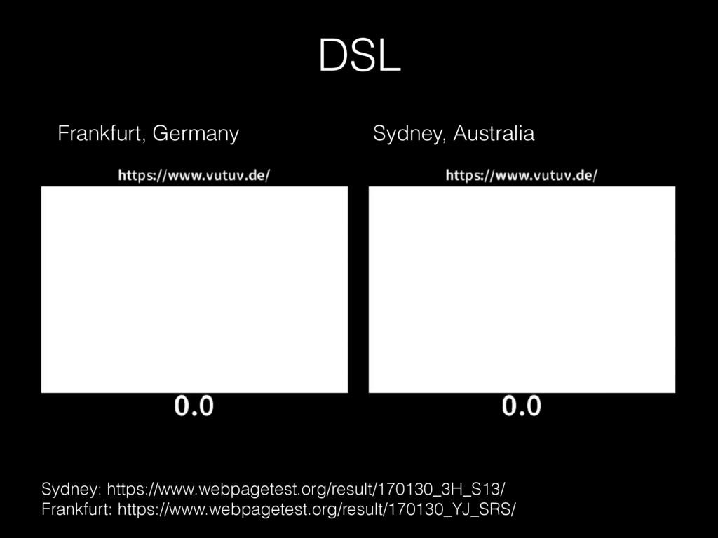 Frankfurt, Germany Sydney, Australia Sydney: ht...
