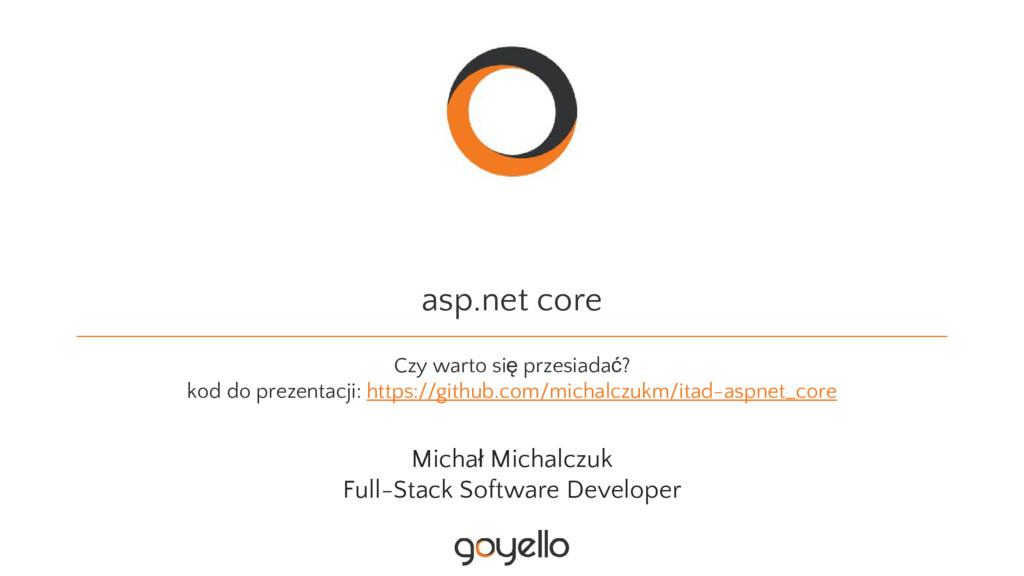 asp.net core Czy warto się przesiadać? kod do p...