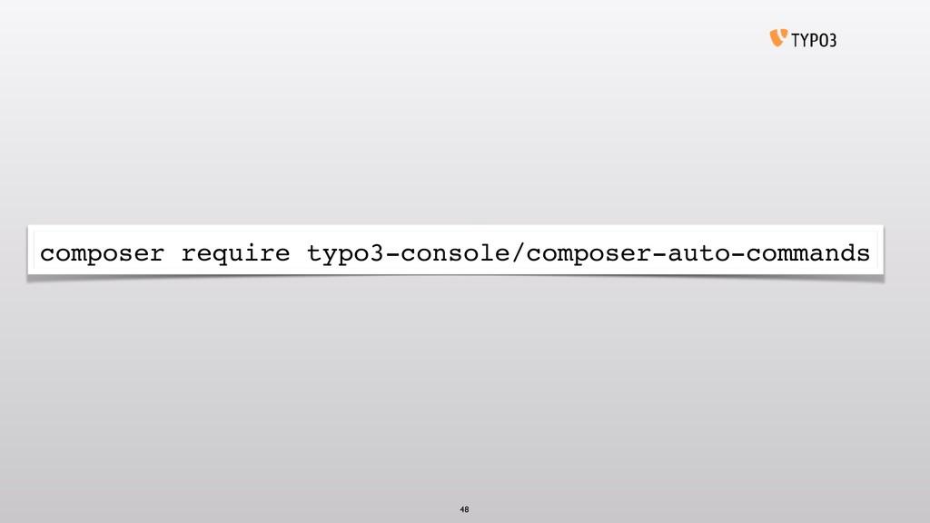 composer require typo3-console/composer-auto-co...