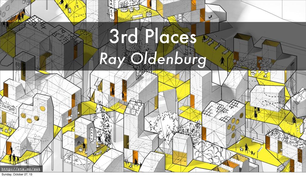 3rd Places Ray Oldenburg http://sta.mn/sw4 Sund...