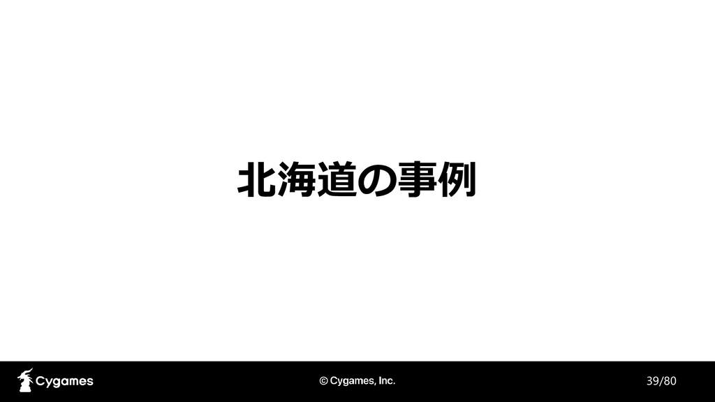 北海道の事例 39/80