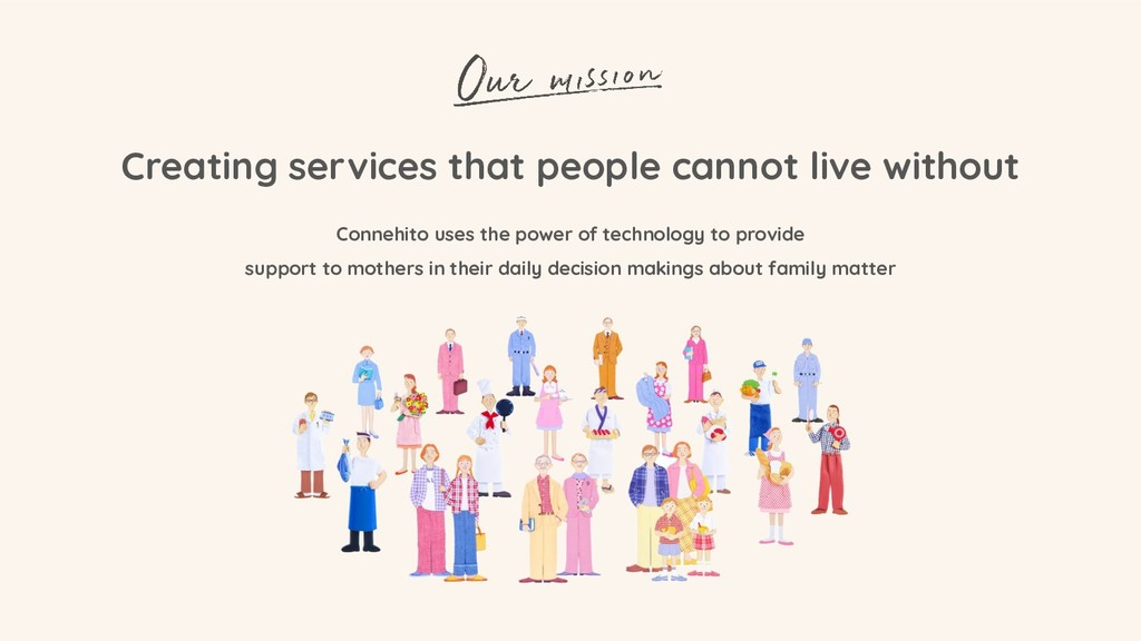 Creating services that people cannot live witho...
