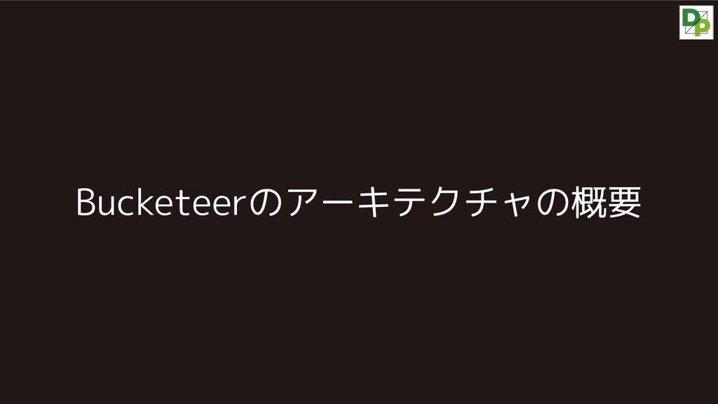 Bucketeerのアーキテクチャの概要