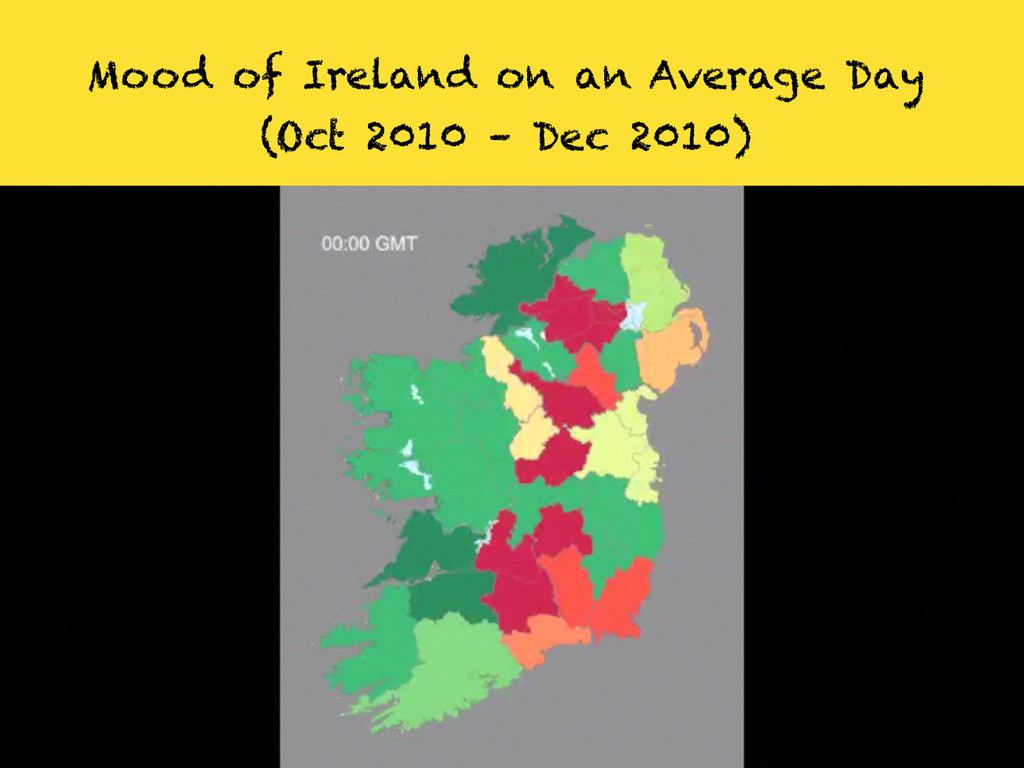 Mood of Ireland on an Average Day (Oct 2010 – D...