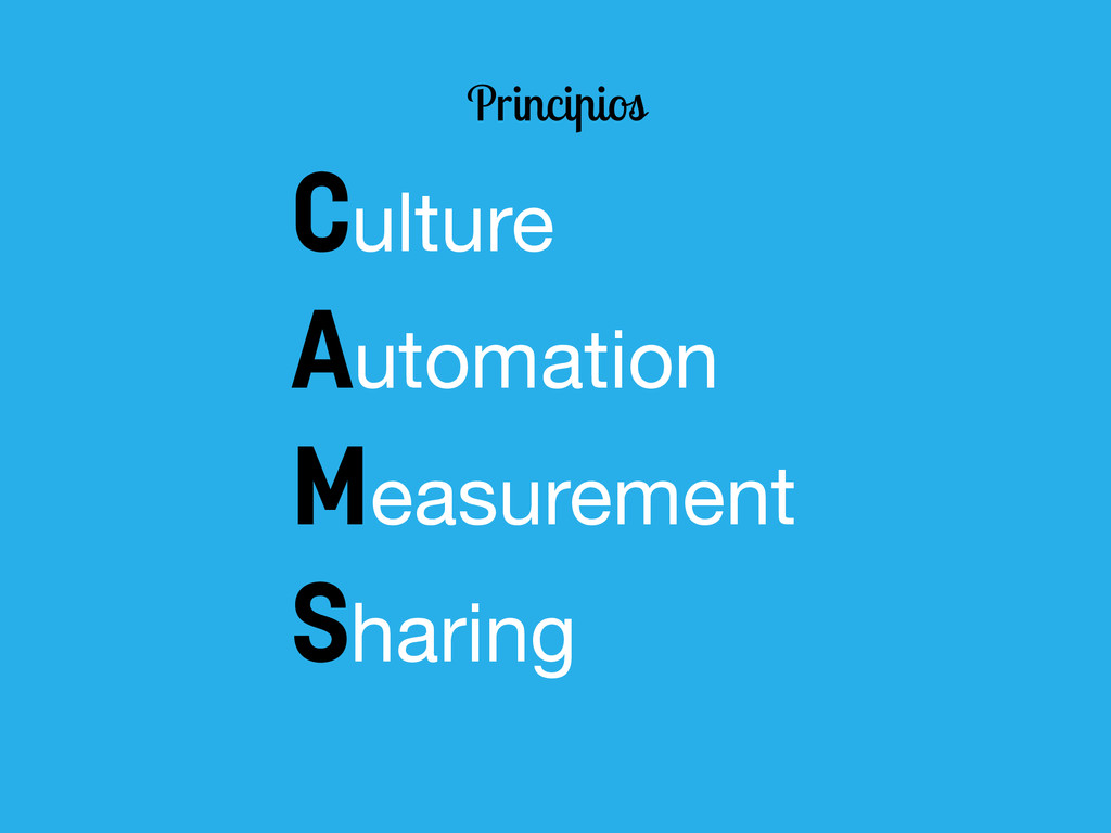 Culture Automation Measurement  Sharing Princip...