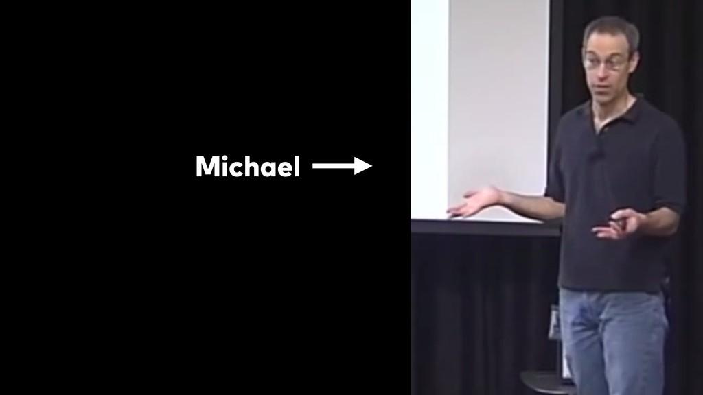 Braden, Michael