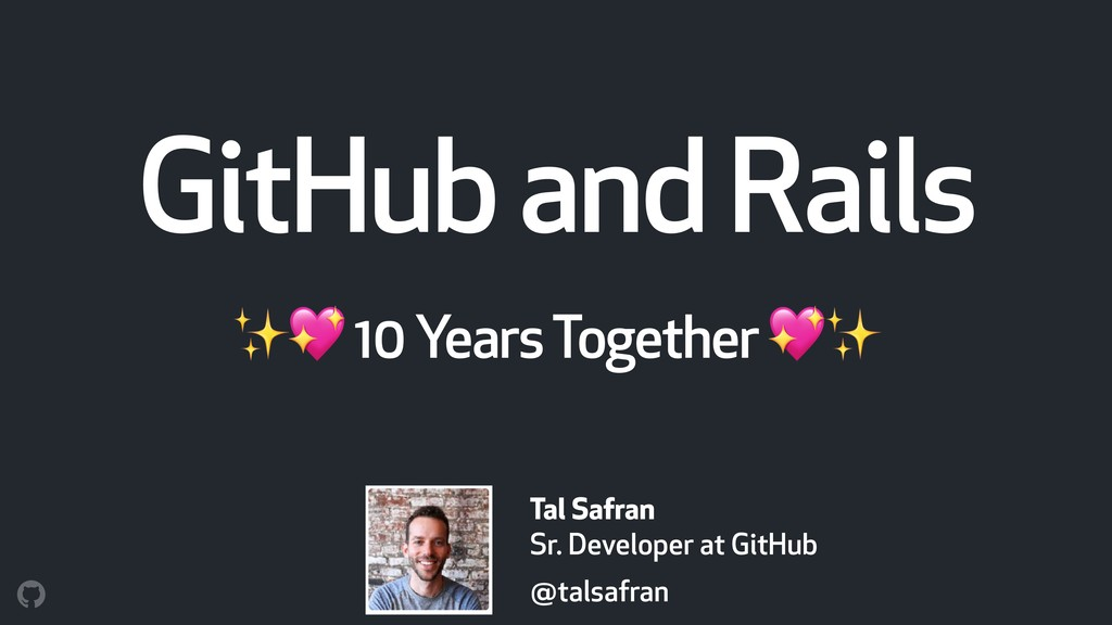 GitHub and Rails 