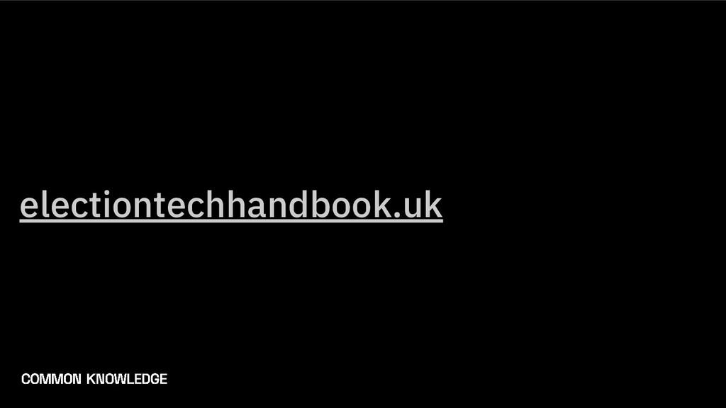 electiontechhandbook.uk