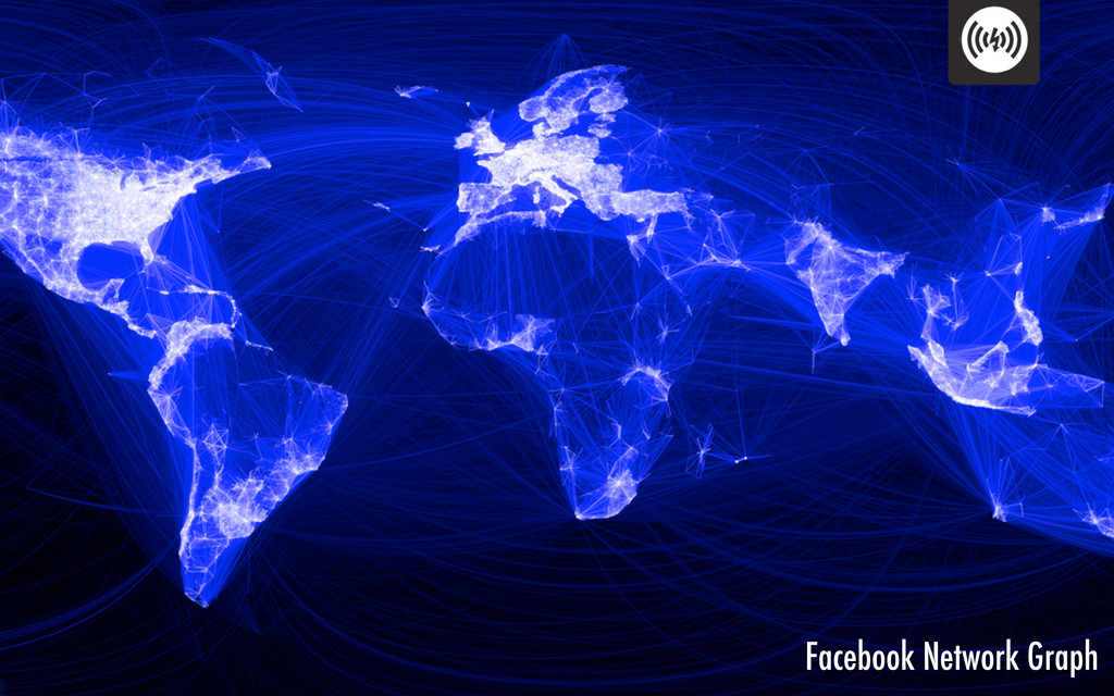 Facebook Network Graph