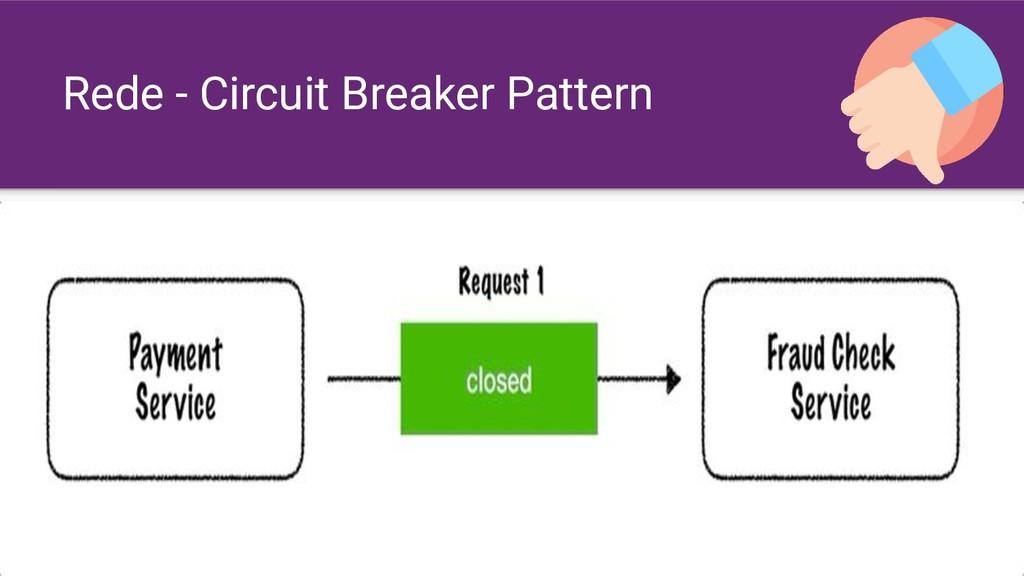 Rede - Circuit Breaker Pattern