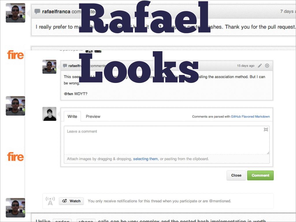 Rafael Looks