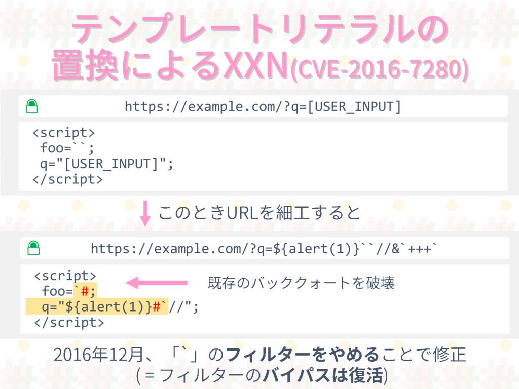 https://example.com/?q=${alert(1)}``//&`+++`  h...