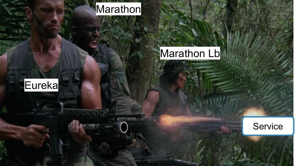 Service Eureka Marathon Marathon Lb