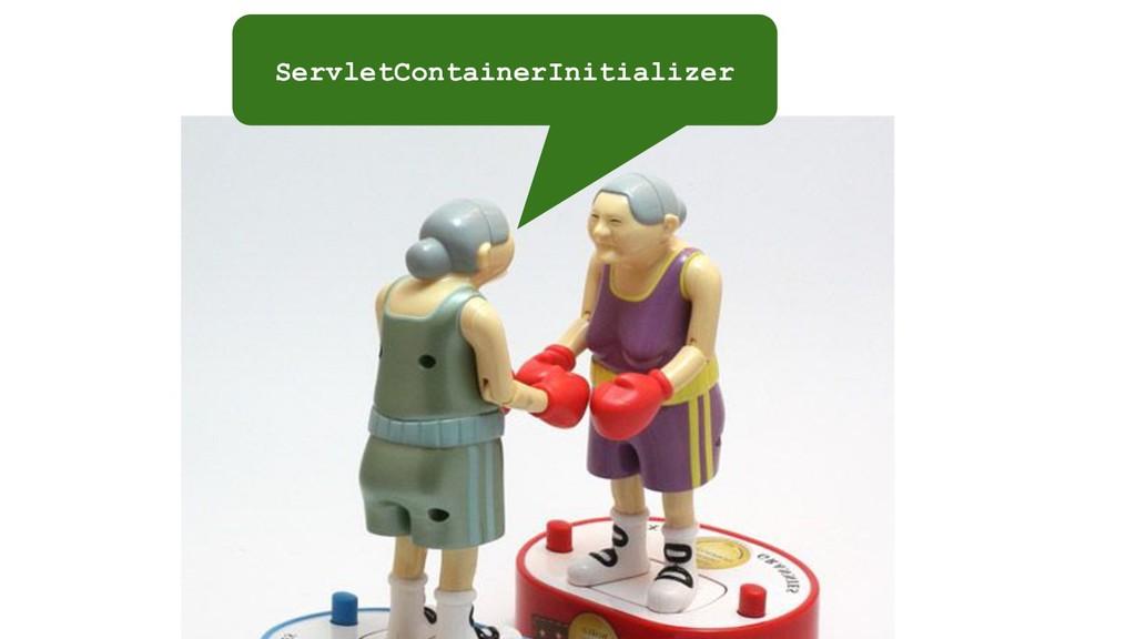 ServletContainerInitializer