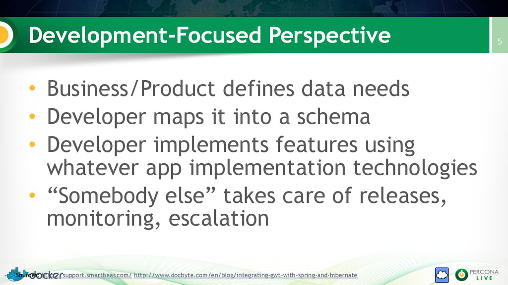 Development-Focused Perspective 5 Sources: http...