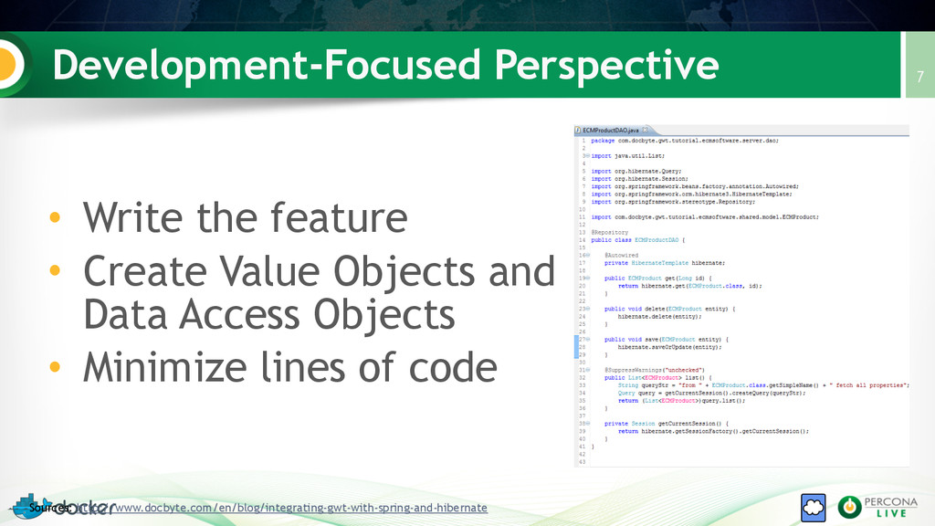 Development-Focused Perspective 7 Sources: http...